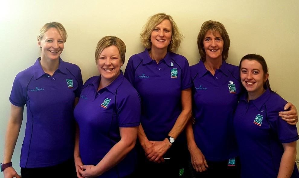the Dementia Actif Team